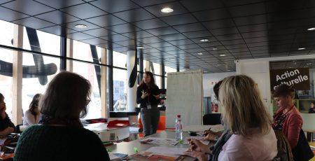 L'association lance son programme de formations auprès des accompagnateurs de projets !