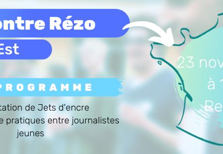 Rencontre Rézo Grand-Est #1