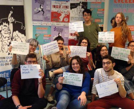 Rencontre Rezo Ile-de-France #1 : Quels sont tes droits, journaliste jeune ?