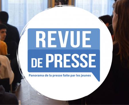 Participe à notre prochaine Revue de presse !