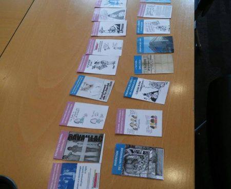Découvrez notre nouveau jeu pédagogique : le timeline de la presse & la presse d'initiative jeune !