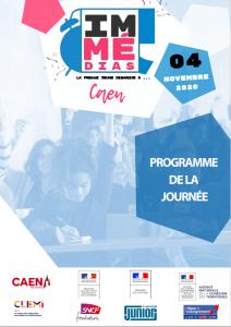 Les Im Medias La Presse Jeune Debarque A Caen Jets D Encre