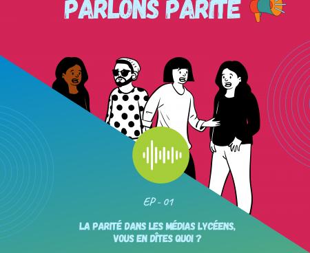 Parlons Parité – Episode 1 : LMC Radio